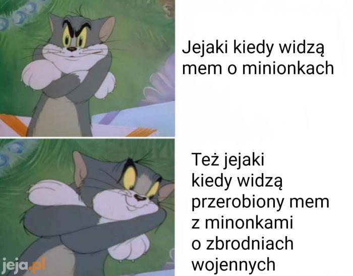 Memy o minionkach