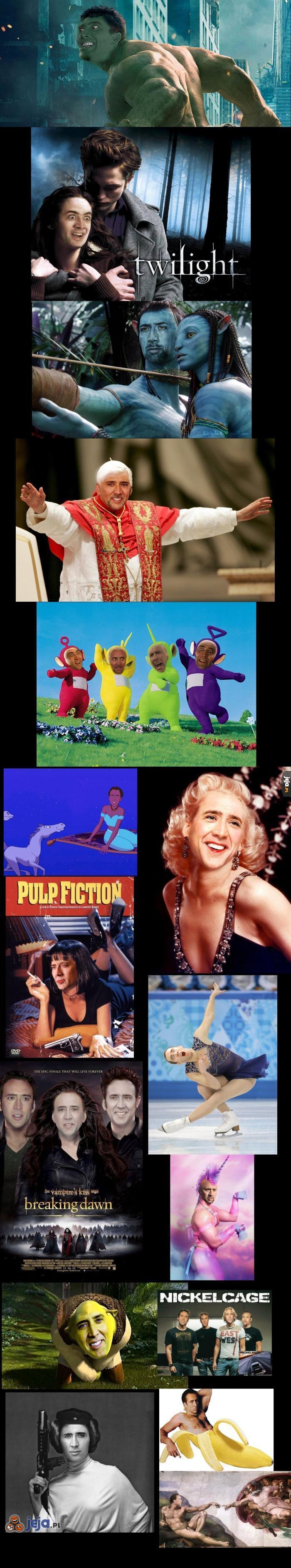 Nicolas Cage odrzucił kilka ikonicznych ról