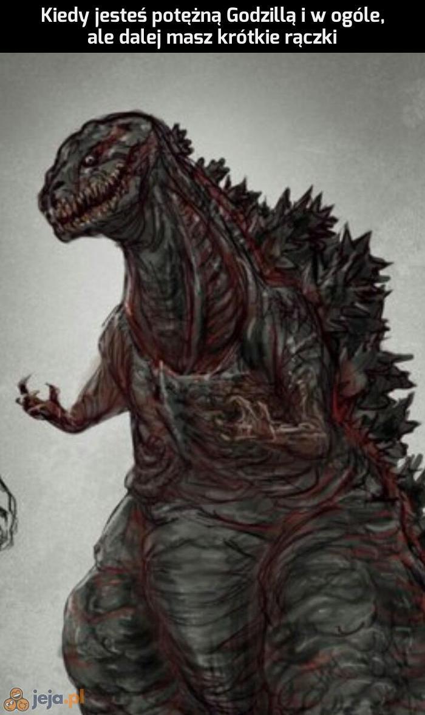Tyranozaur na sterydach