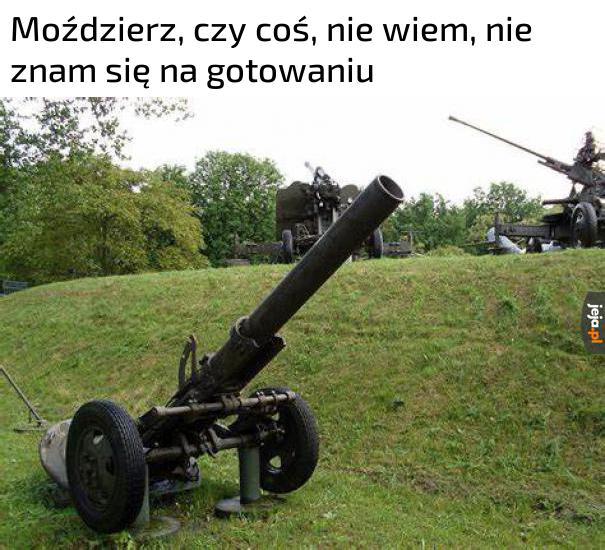 Niby moździerz, a jednak co innego