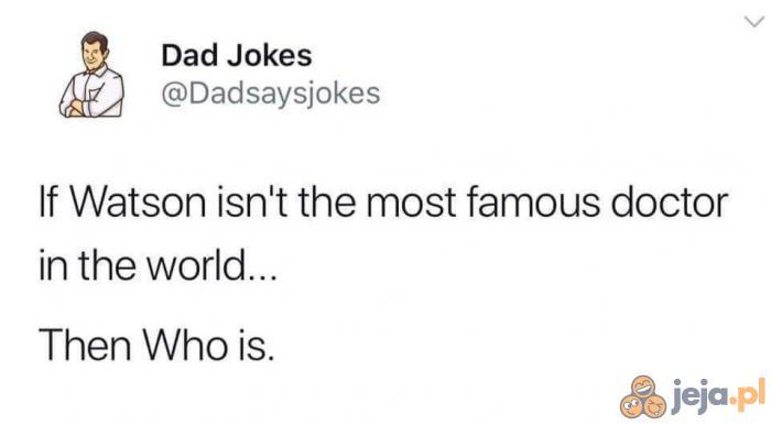 Są jacyś fani Doktora?