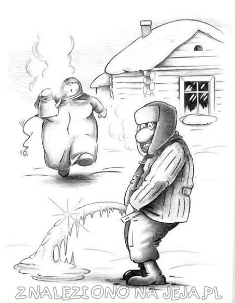 Sikanie na lodzie