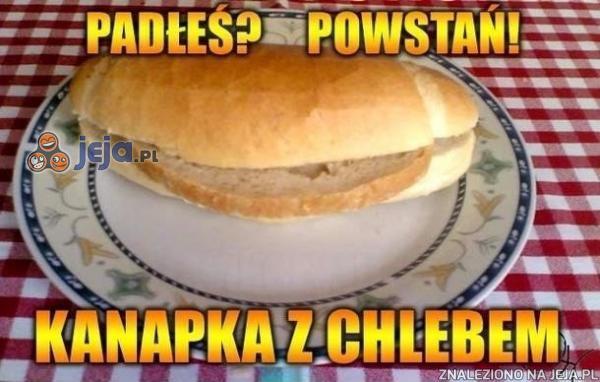 Najlepsza kanapka ever