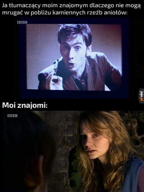 Za dużo Doktora Who