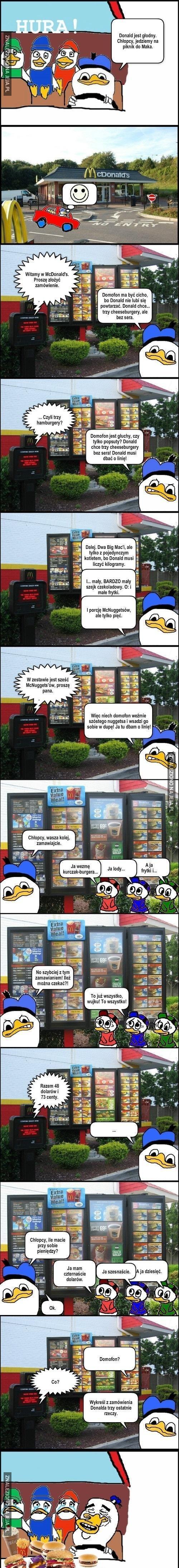 Zamówienie Dolana