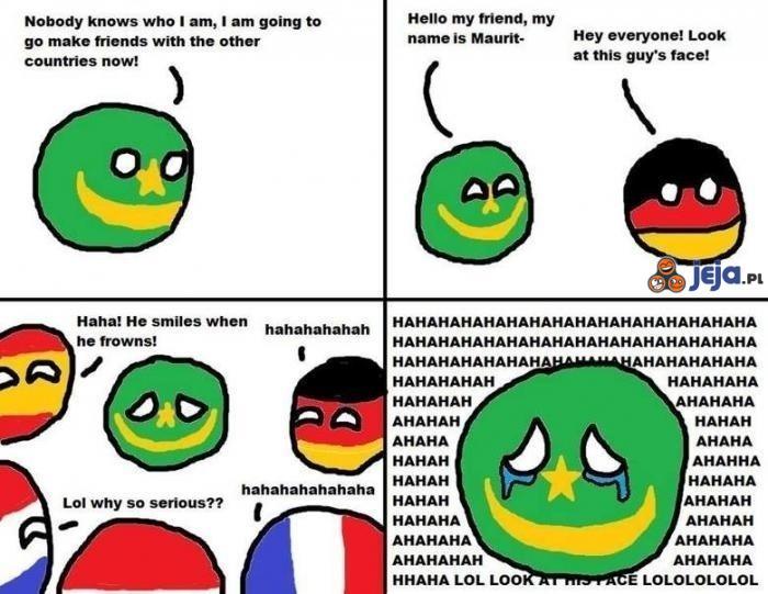 Smutna Mauretania