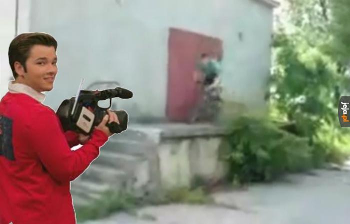 Już wiemy, kto kamerował