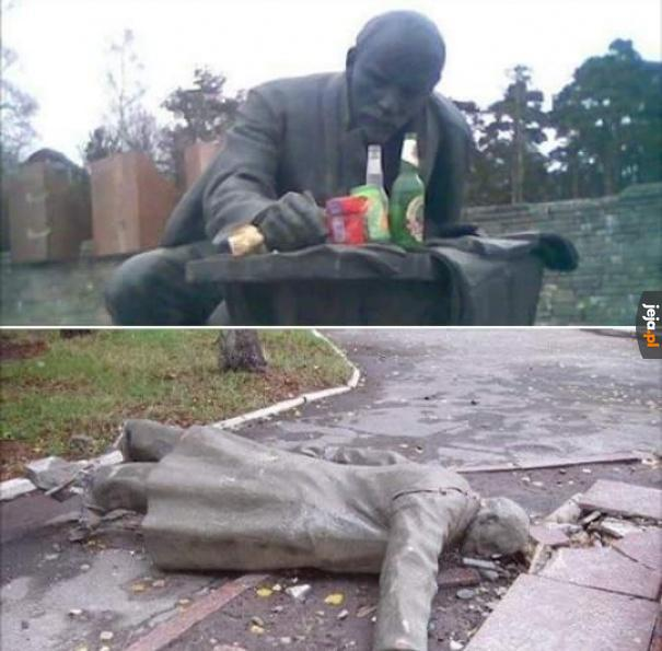 Upadek komunizmu