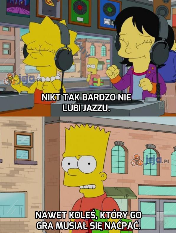 Wnioski Barta Simpsona