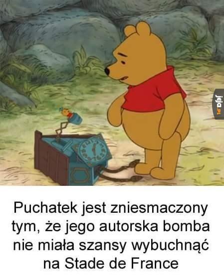 Bomba Puchatka