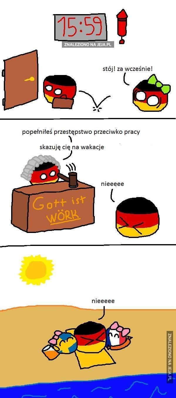Wyrok po niemiecku