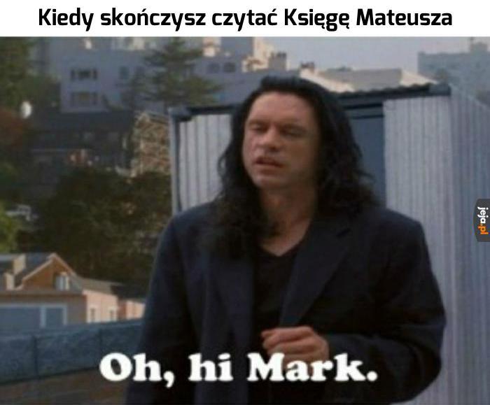 Miło Cię poznać
