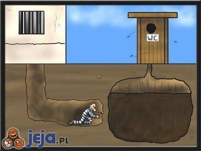 Ucieczka z więzienia