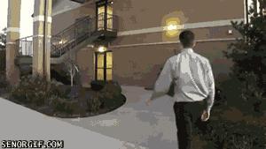 Bo schody są dla frajerów