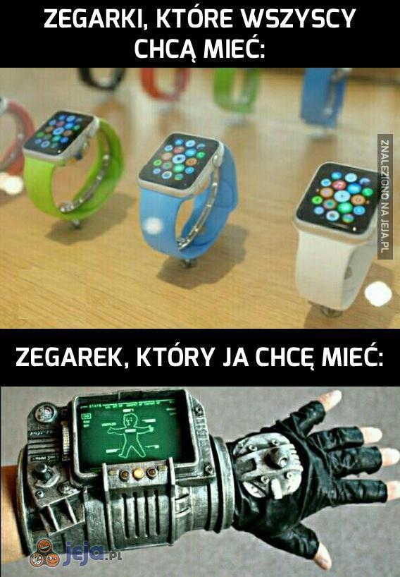Zegarek, który chcę mieć!