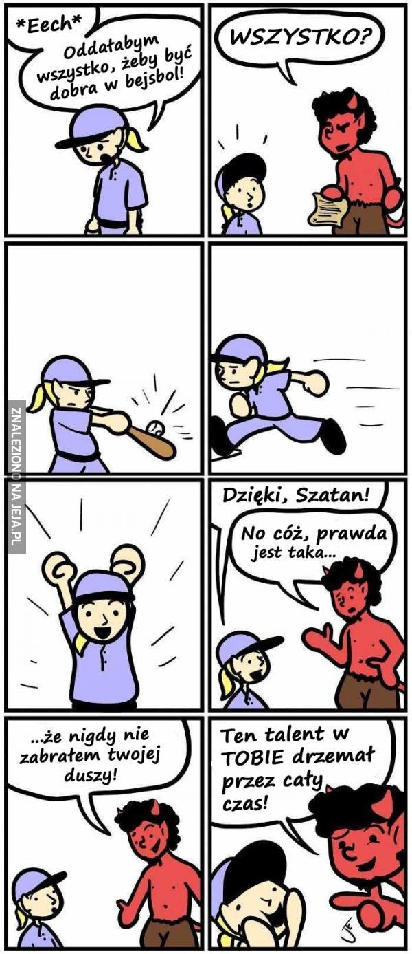 Nie taki diabeł straszny...
