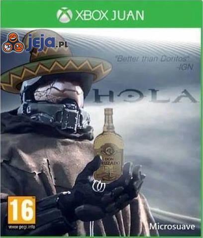 Nowa wersja Halo