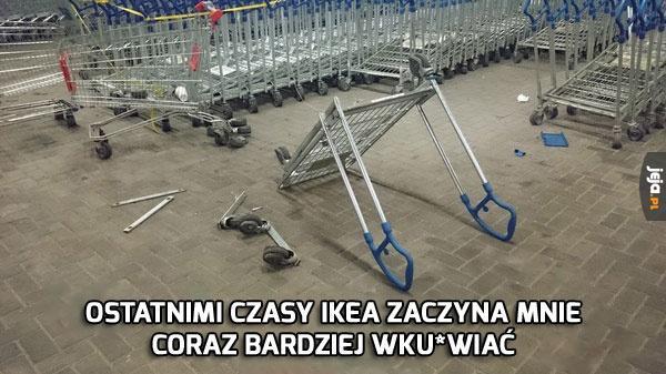 Wózki też?!