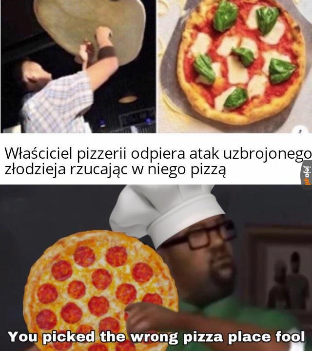 Włoski ninja