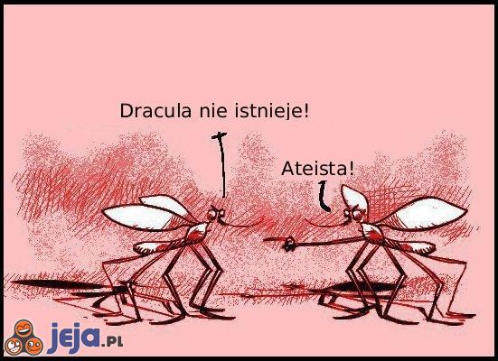 Kłótnia komarów