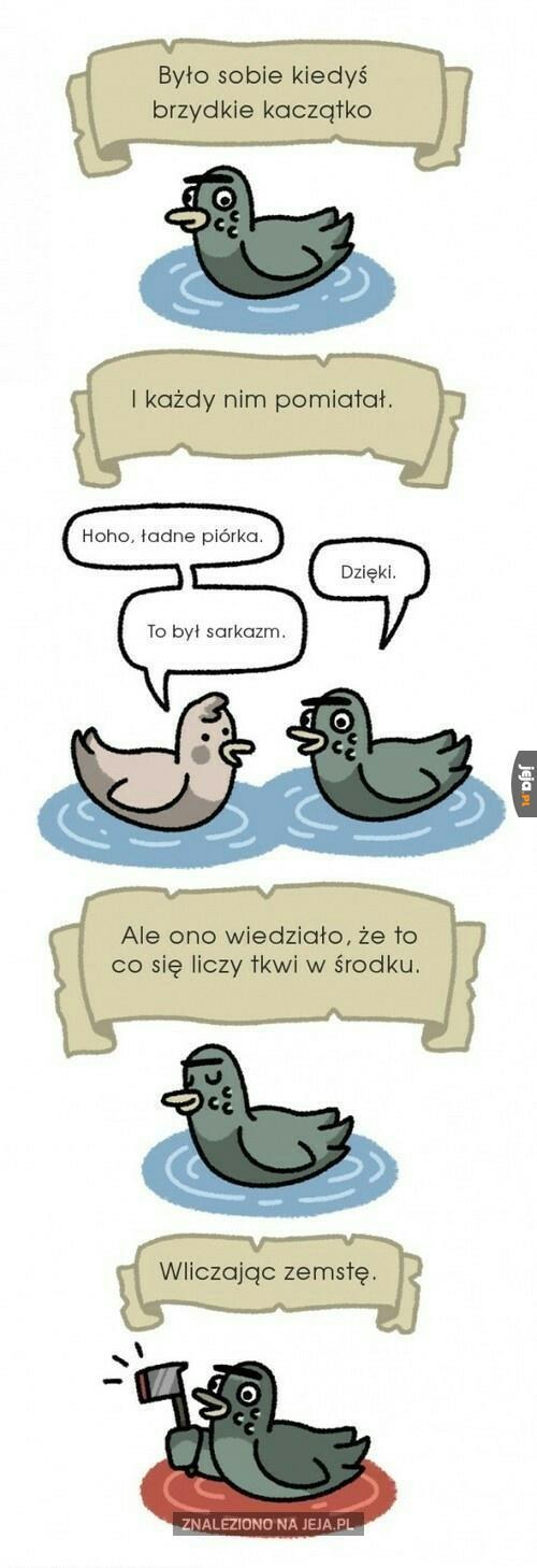 Brzydkie kaczątko
