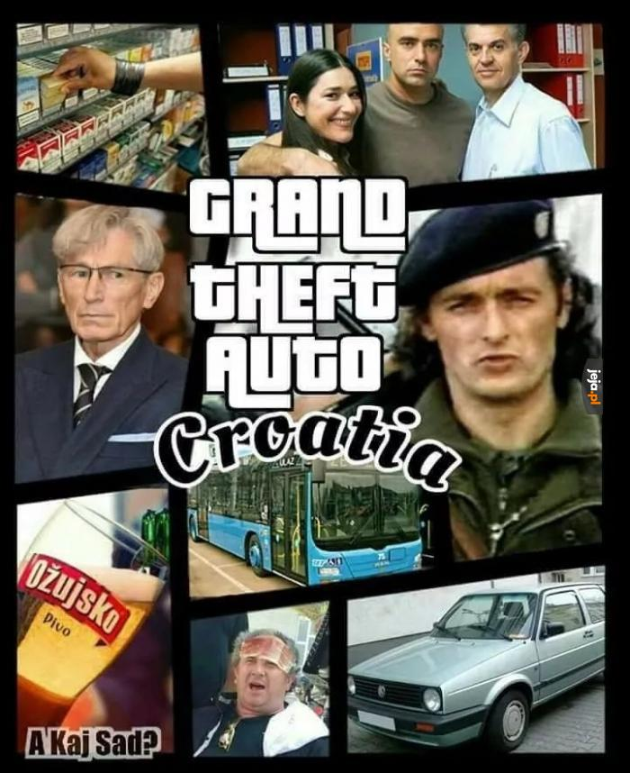 GTA: Chorwacja