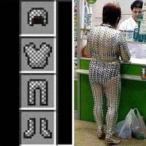 Minecraft w realnym świecie
