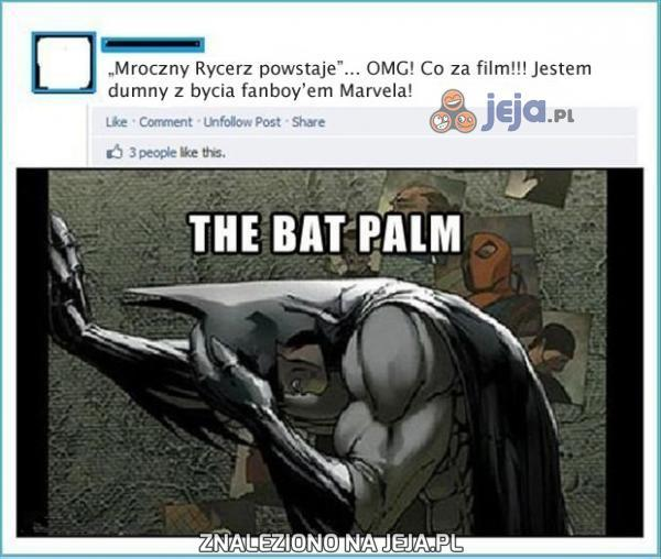 Ech, te filmy Marvela...
