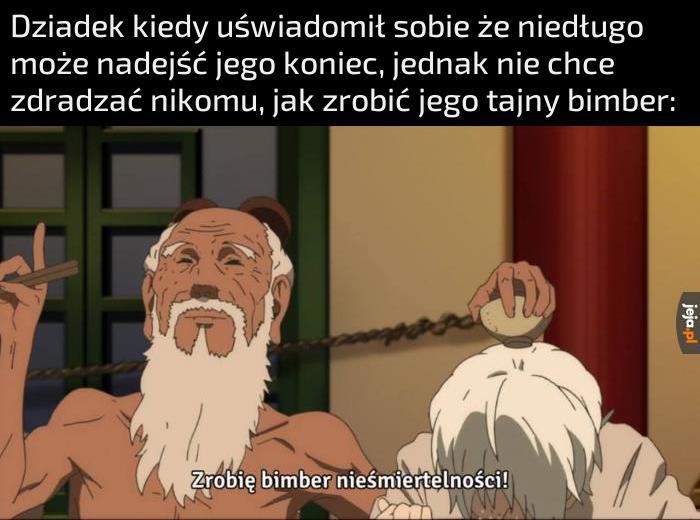 Dziadek bimbrownik