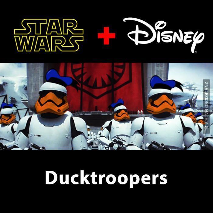 Ducktroopers!
