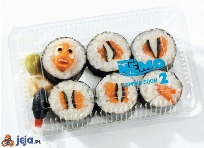 Znaleziono Nemo