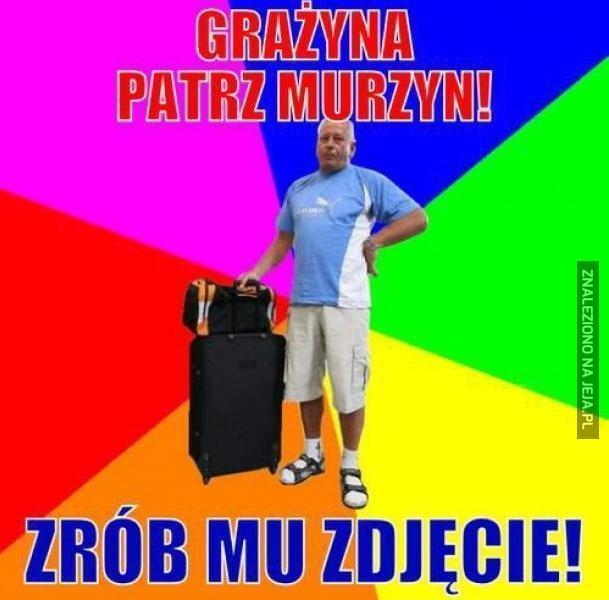 Janusz na wakacjach