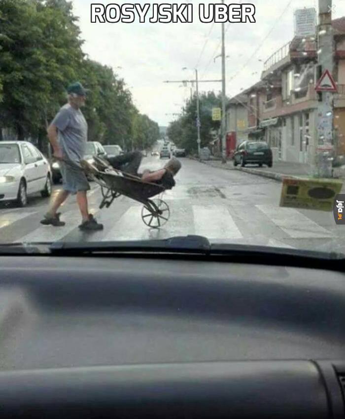 Rosyjski Uber
