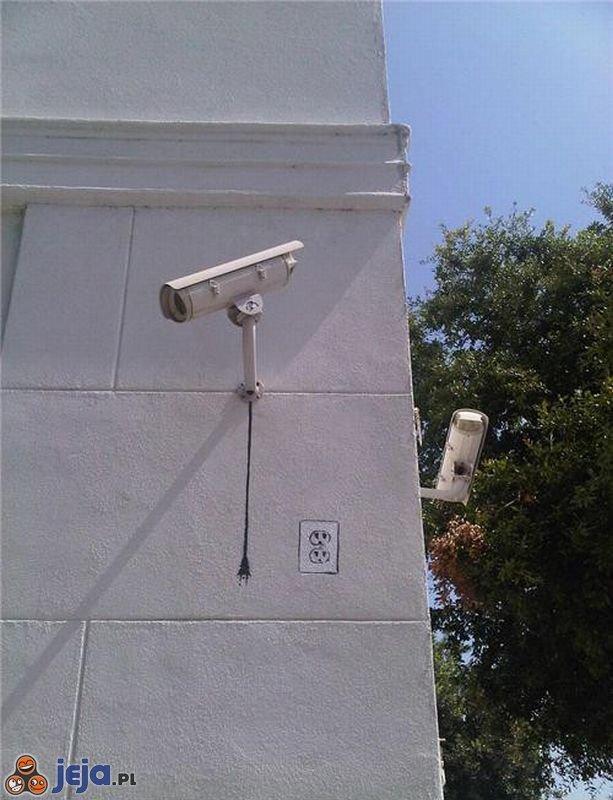 Odłączona kamera