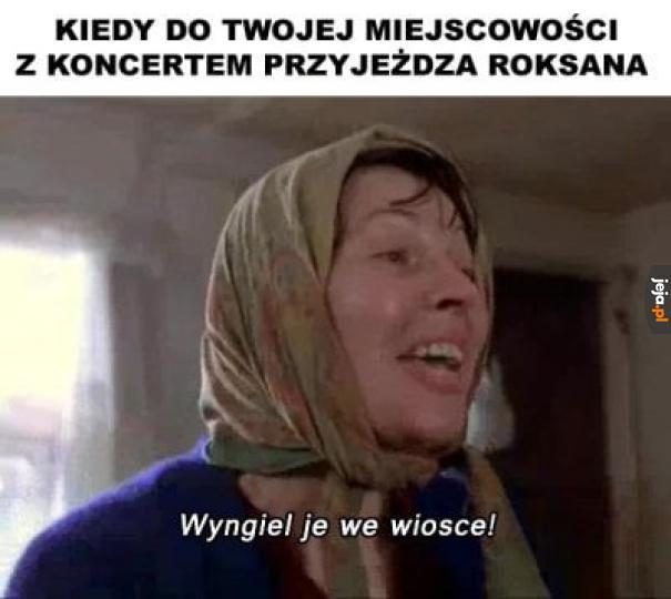 Matka, odpalej grylla!