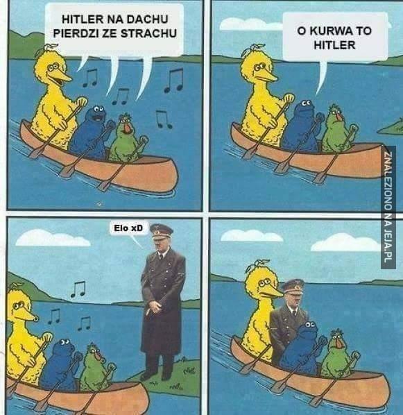 O, Hitler!