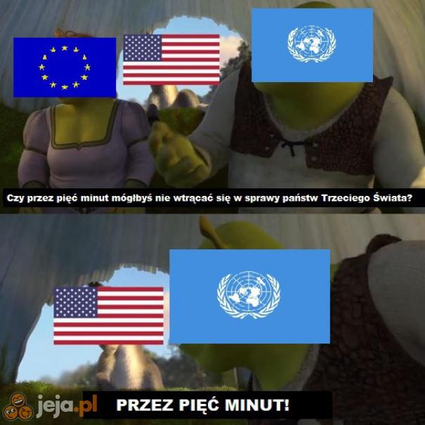 Polityka zagraniczna USA