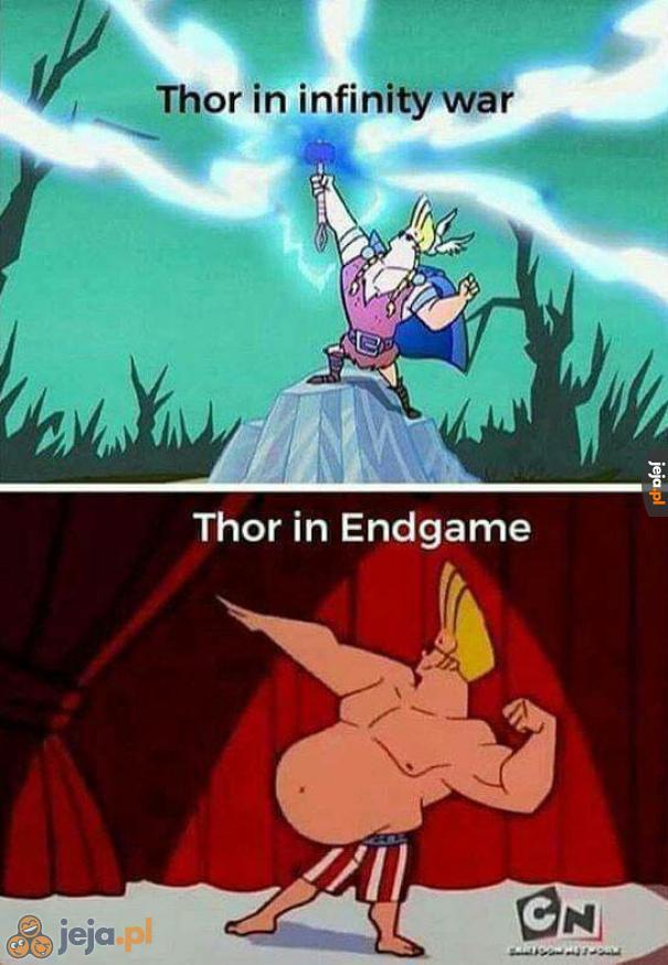 Którego Thora wolicie?