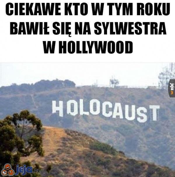 Sylwester w Hollywood