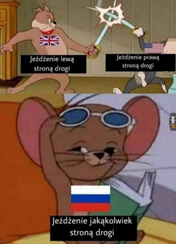 Droga to droga!