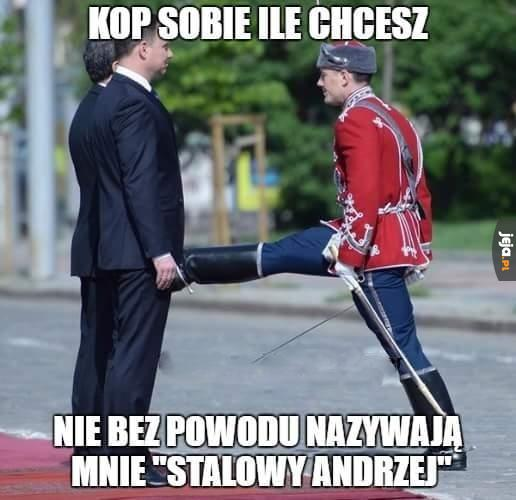 Stalowy Andrzej