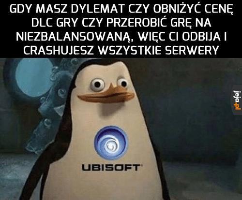 Najwidoczniej logika u Ubisoft umarła