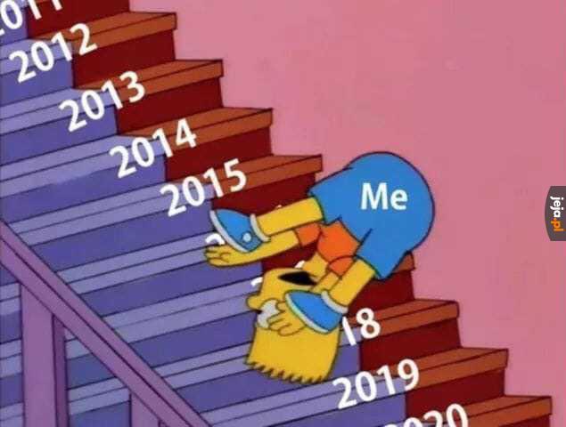 Ale ten czas leci...
