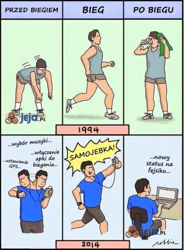 Sport jest coraz trudniejszy