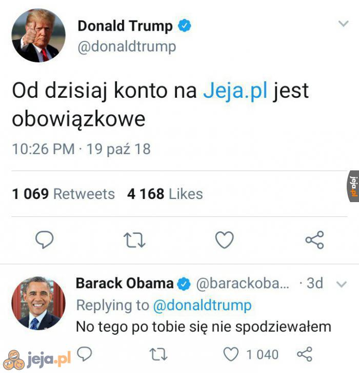 To już postanowione
