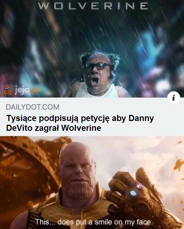Nowy Wolverine