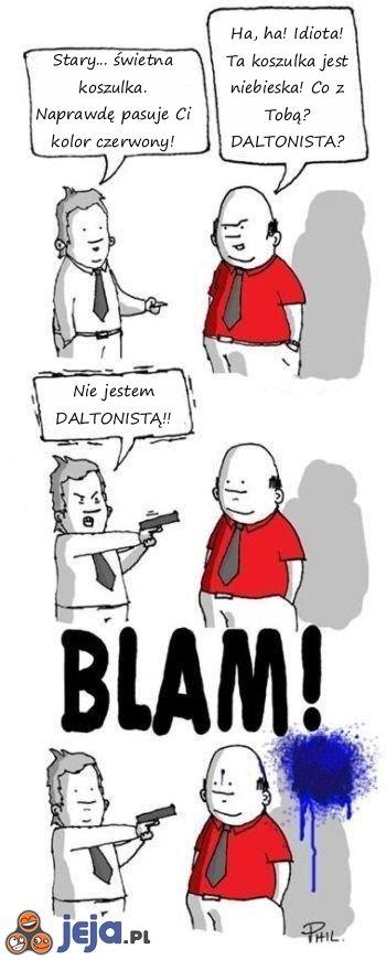 Daltonista?