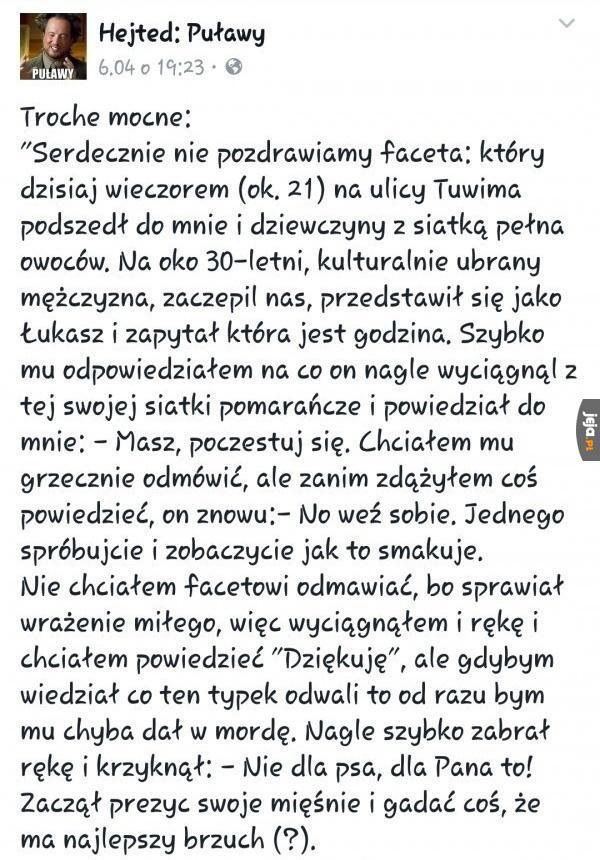 W superbly Pomarańcza 92+ Najlepszych Memów Jeja.pl YR95
