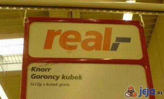 """Goroncy"" kubek w realu"