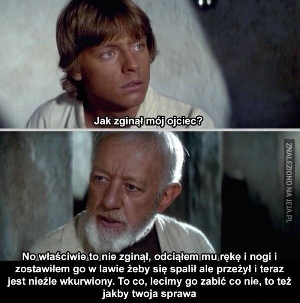 Szczery Obi Wan